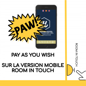 Pay as You Wish - Promo Application Mobile